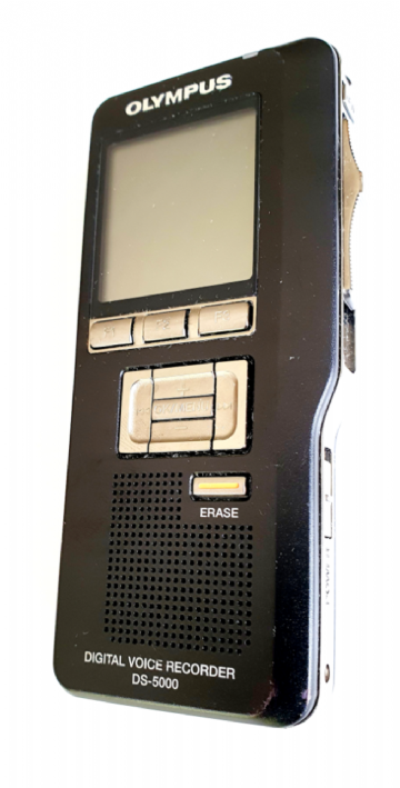 Olympus DS-5000 Digital Voice Recorder (Reconditioned)